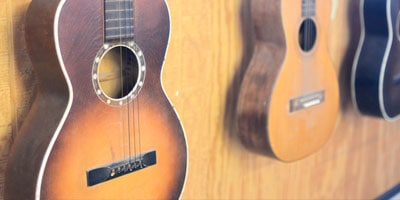 Why acoustic guitars sound better with age