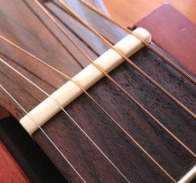 Acoustic Guitar Nut