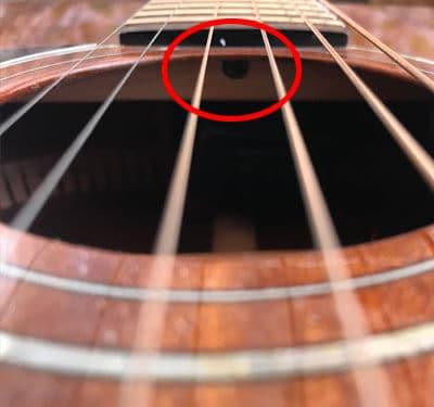Acoustic Guitar Truss Rod