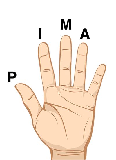 Pima Symbols