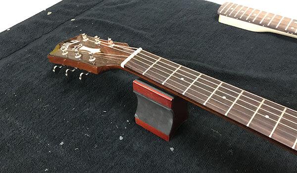Acoustic Guitar Neck Rest