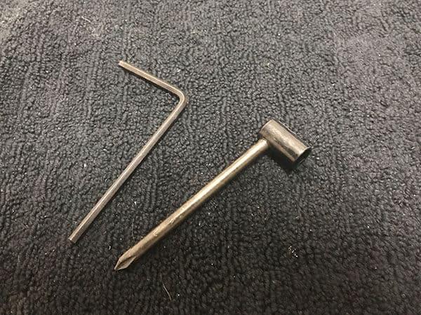 Truss Rod Adjustment Tools